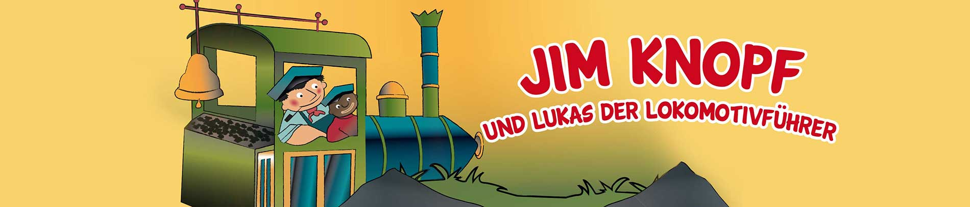 Theaterplakat Jim Knopf